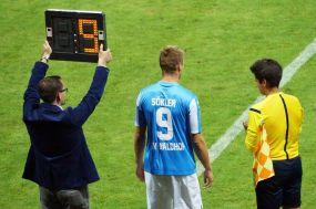 Sökler is back! SV Waldhof gewinnt sein Pokalspiel sehr deutlich
