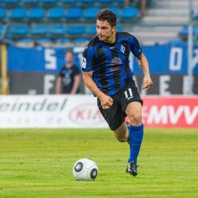 Burgio verlässt den SV Waldhof