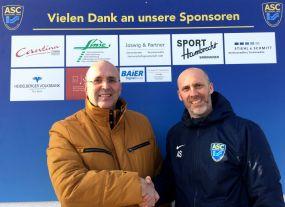 Aufstiegstrainer Alexander Stiehl verlängert beim Landesligisten ASC Neuenheim