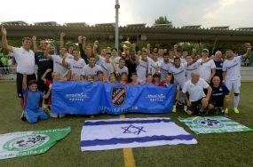 Maccabi Haifa gewinnt Internationales Vetter A-Junioren Fußball-Turnier