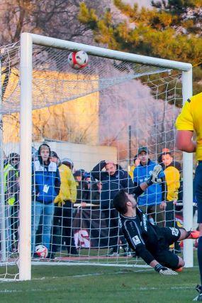 "SG Heidelberg-Kirchheim düpiert Regionalligisten SV Waldhof ++ 7:6 (0:0, 0:0) n. Elfmeterschießen ++ DFB-Pokal ""Ade"""