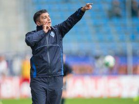 Kenan Kocak und SV Waldhof verlängern Vertrag vorzeitig bis 2019