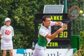 Tennis-Bundesligist Grün-Weiss Mannheim kommt unter die Räder - 0:6 Niederlage!