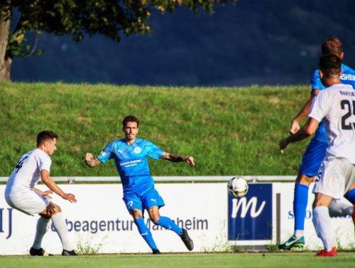 Fortuna Heddesheim erwartet den Aufsteiger SV Langensteinbach