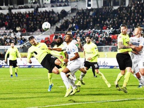 Rutscht der SV Sandhausen endgültig in den Abstiegssumpf? ++ In Wehen-Wiesbaden muss was Zählbares her