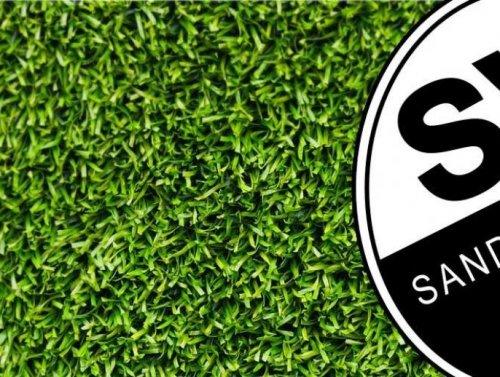Timm Merten, Fanbeauftragter des SV Sandhausen, darf zur EM