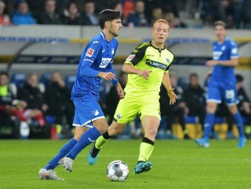 Mageres 1:1 (1:1) beim Ligaletzten SC Paderborn bringt die TSG Hoffenheim nicht weiter
