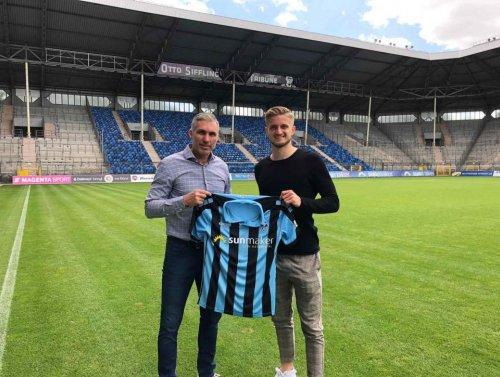 Neuzugang ++ Jan-Christoph Bartels wechselt zum SV Waldhof