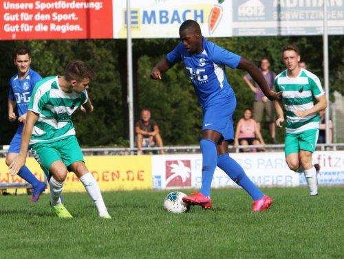 FC Zuzenhausen gewinnt beim SV 98 Schwetzingen