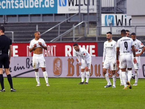 0:2-Niederlage im Nachholspiel in Kiel