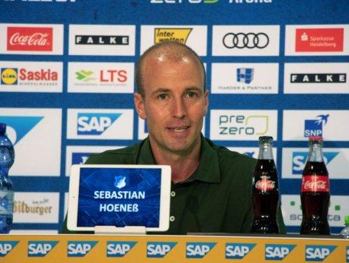 Hoffenheims neuer Coach Sebastian Hoeneß vor reizvoller Aufgabe