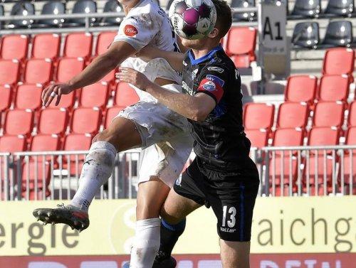 SV Sandhausen mit knapper Niederlage in Paderborn