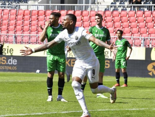 Zweiter Saisonsieg: SV Sandhausen gewinnt 2:1 bei Hannover 96