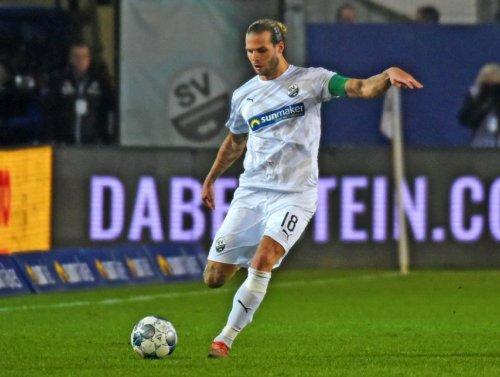 Diekmeier schießt den SV Sandhausen zum Sieg in Wiesbaden