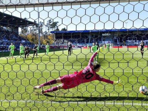 Eine Partie auf Spitz und Knopf: SV Sandhausen spielt 2:2 gegen den SV Werder Bremen