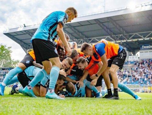 LIVE im SWR Fernsehen - 3. Liga: 4.7.2020 ab 14 Uhr: SV Waldhof Mannheim - FSV Zwickau