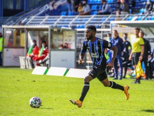 Dank Boyamba und Bartels ++ SV Waldhof schlägt SV Wehen Wiesbaden mit 1:0