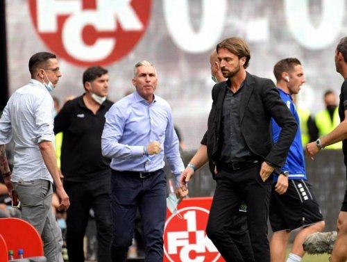 DFB-Urteil nach Eklat 1.FCK vs. SVW: Redondo und Senger wurden gesperrt ++ Strafe für SVW Sportchef Jochen Kientz steht noch aus