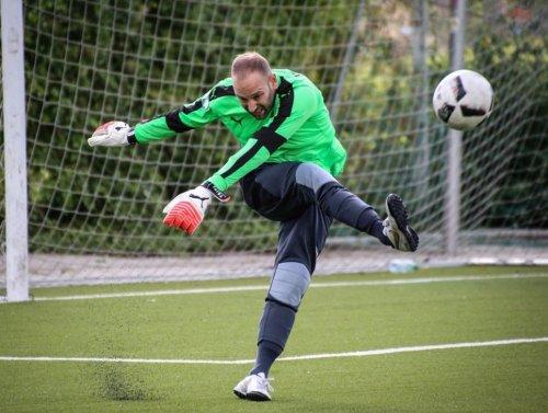 Torwart Daniel Tsiflidis geht zum Landesligisten ASC Neuenheim