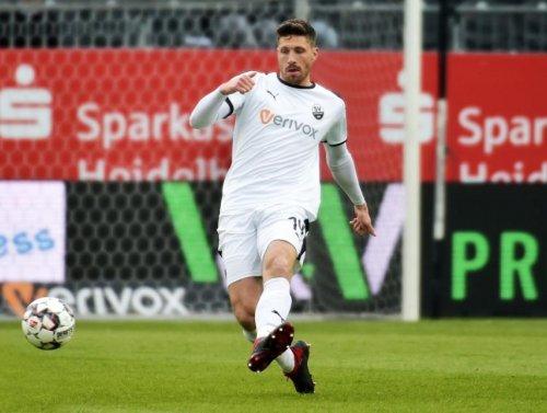 SV Sandhausen verlängert den Vertrag mit Tim Kister