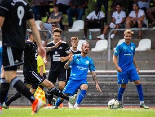 Fortuna Heddesheim steht zum Rückrundenauftakt beim 1.FC Bruchsal vor hoher Hürde