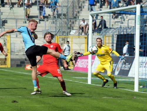 Höhe Hürde in Braunschweig - Der SV Waldhof muss zum Zweitligaabsteiger