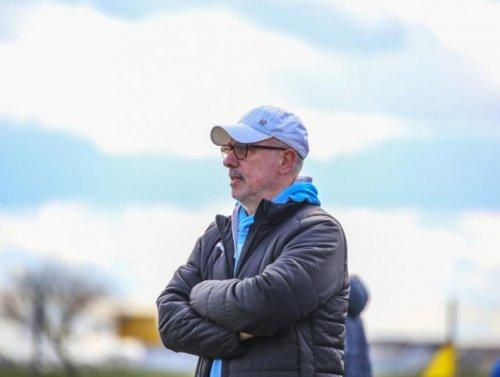 Thomas Jöhl ein weiteres Jahr Trainer beim FV Fortuna Heddesheim II