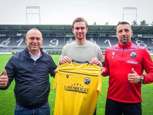 SV Sandhausen verpflichtet Torhüter Nikolai Rehnen