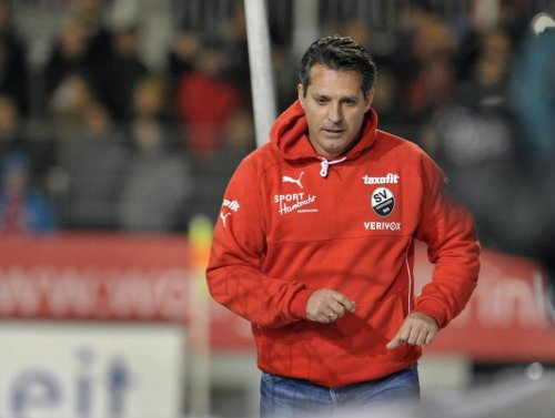 15 neue Spieler, aber keine Besserung ++ Der SV Sandhausen will mit