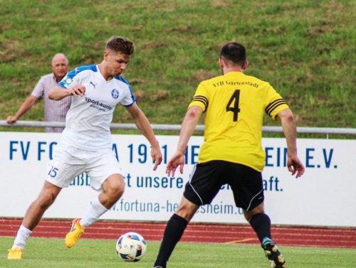 Yannick Wöppel wechselt von Fortuna Heddesheim zum Landesligisten DJK/FC Ziegelhausen-Peterstal