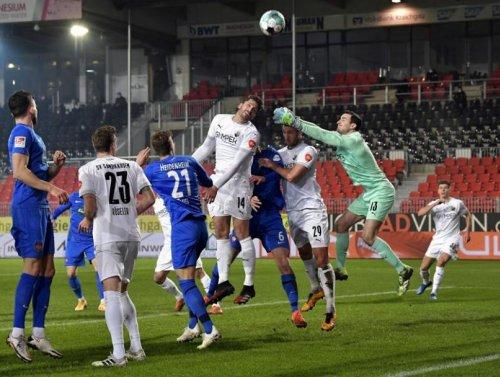 Starke Leistung beim 4:0 gegen den 1. FC Heidenheim