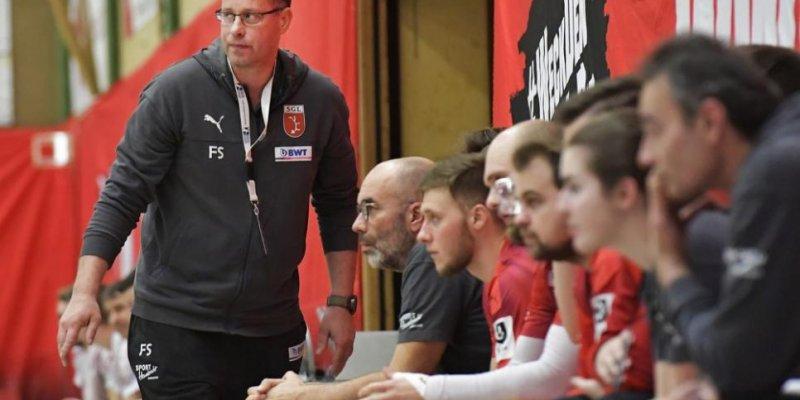 Der Abschied eines Urgesteins - Trainer Frank Schmitt wird die SG Leutershausen verlassen