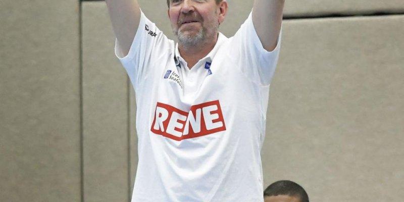 Der Handball-Messias ++ Martin Schwalb soll die Löwen wieder zum Erfolg führen