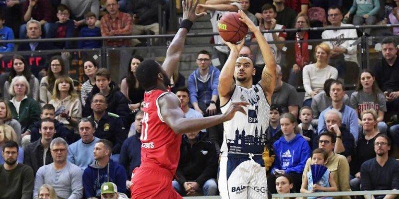 MLP Academics Heidelberg siegen deutlich mit 99-75 gegen die Bayer Giants Leverkusen