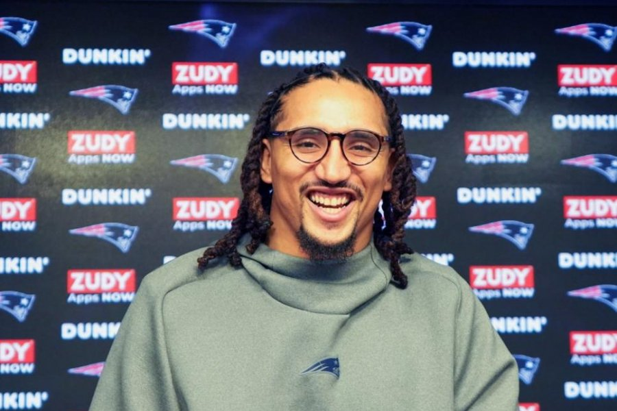 Jakob Johnson weiter beim sechsmaligen Super Bowl Champion New England Patriots