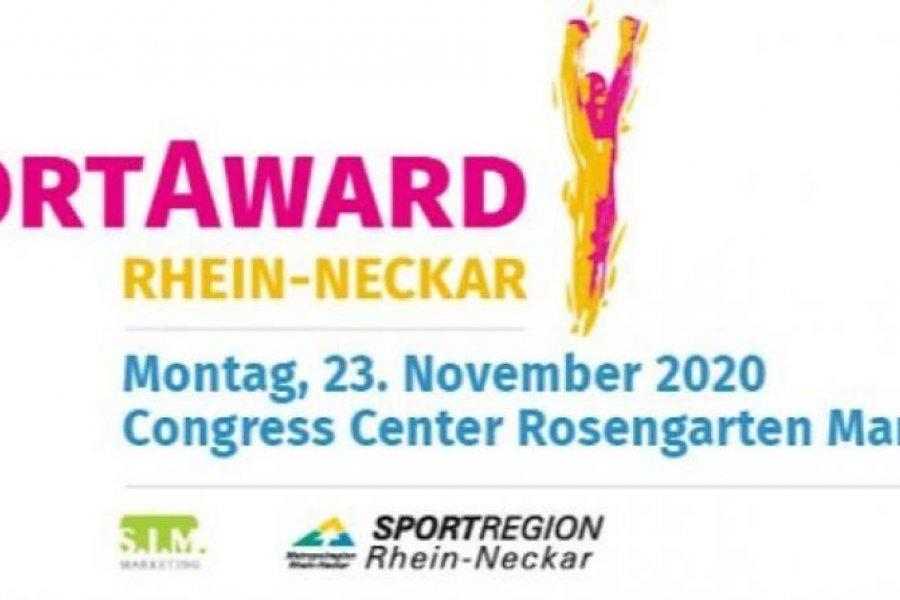 SportAward Rhein-Neckar soll wie geplant stattfinden