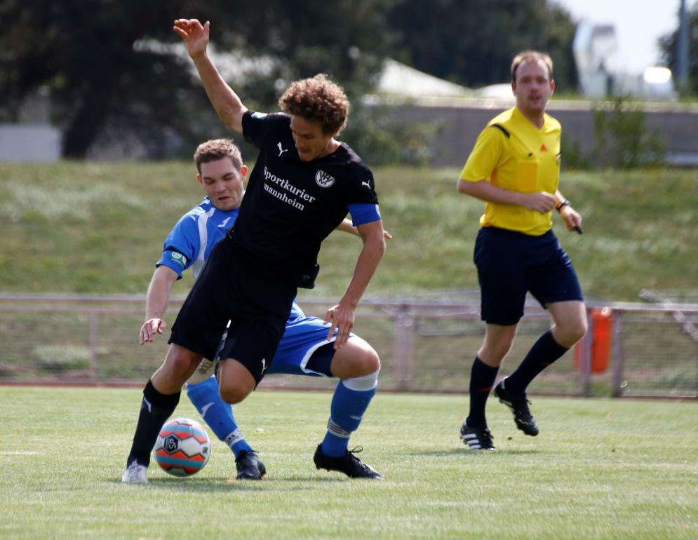 Fußball Verbandsliga Nordbaden